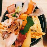 きづなすし - 豪華歌舞伎丼♪