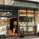 cafe煉屋八兵衛 - 外観