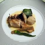 きた山 - 魚料理