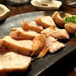 赤焼瓶 - 地鶏の炙り