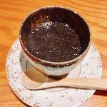焼鳥 輝久 - 海苔タップリな茶碗蒸し様