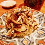 焼鳥 輝久 - 松茸鮨様