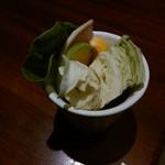 串亭 - 野菜スティック