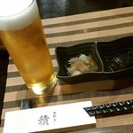水炊き 積 - 小生¥400-