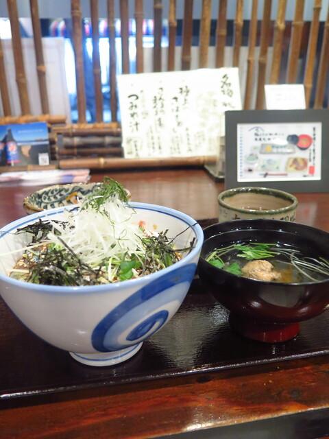 丼屋 七兵衛 - 漬丼(極上さば)