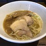 拉麺たいぢ - 煮干し鶏白湯そば