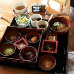 せきのいち - 2009/5 餅膳