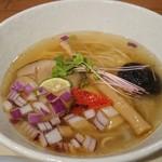 らぁ麺 くろき - 料理写真:塩らぁ麺