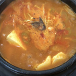 金大来 - 豆腐(スンドゥブ)チゲ