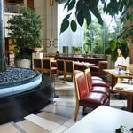 ザ パーク - 帝国ホテル一階のザ・パーク