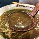 ぼっけゑラーメン - スープ♪♪