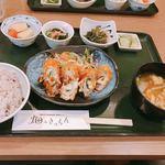 畑deきっちん - 日替わり定食(お肉)