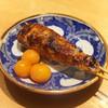 Yakitoriogawa - 料理写真:つくねちょうちん