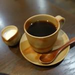 町家カフェ かぎや - ドリンク写真:コーヒー(390円)