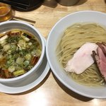 ふる川 - 鴨ネギつけ麺