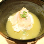 焼鳥 茜 - 締めの鶏茶漬け