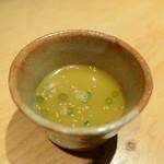 焼鳥 茜 - スープ