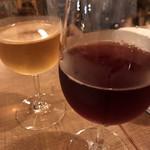 ワインの酒場。ディプント - ノンアルコールワイン