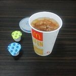 マクドナルド - アイスレモンティーSサイズ 100円