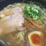 隆勝 - 中華そば 麺大 醤油