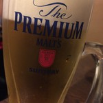 居酒屋のむず - 生ビール