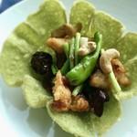 Chainaburu - メイン料理です