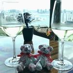 Chainaburu - コンラッド東京のマスコットベアもプレゼントされました