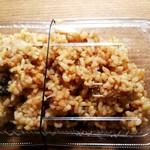 92862637 - 酵素玄米ご飯をテイクアウトすることもできます。