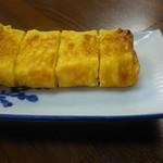 下総屋食堂 - 卵焼き
