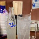 豚toko - レモンサワー@390円