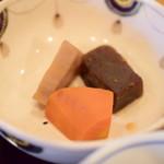 あん梅 - 【鮭 塩焼 定食@税込1,300円】小鉢