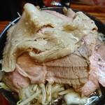 神戸ちぇりー亭 - ド根性の醤油・野菜大盛り・チャシュ盛り♪