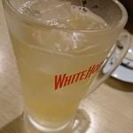居酒屋食堂たなか - ドリンク写真:オヒトリかんぶぁい♪(´ω`)/