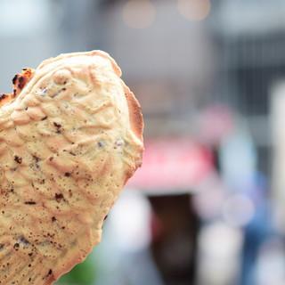 浪花家総本店 - 料理写真:たいやき@税込180円