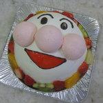 欧風菓子ソムリエ - キャラクターケーキ   (アンパンマン)