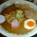 大勝軒 赤ふじ - 醤油ラーメン