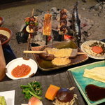 高森田楽の里 - 田楽定食
