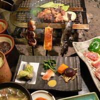 高森田楽の里 - 山里定食