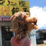 から吉 - 料理写真:醤油