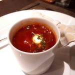 ボナ・フェスタ - トマト風味のボルシチスープ  トマト濃厚~