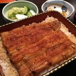 野田岩 - 鰻重