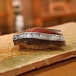 東麻布 天本 - 根室の秋刀魚
