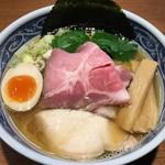 寿製麺 よしかわ - 煮干そば白醤油