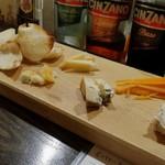 PIKOSHHHU - 特選チーズ盛