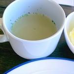 カフェプラスエー - スープ