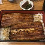 Kawachiya - マッタリとしたでっかい鰻様が一匹鎮座