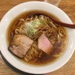麺や七彩 - しょうゆ