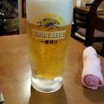 シッダールタ - 生ビール