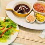 RESTAURANT+CAFE  Dahlia -