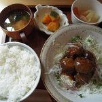 ポルカドット - 肉ダンゴの甘酢あん